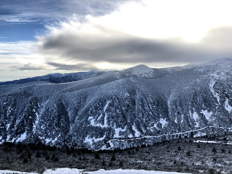 Borovets yop of Rila mountain