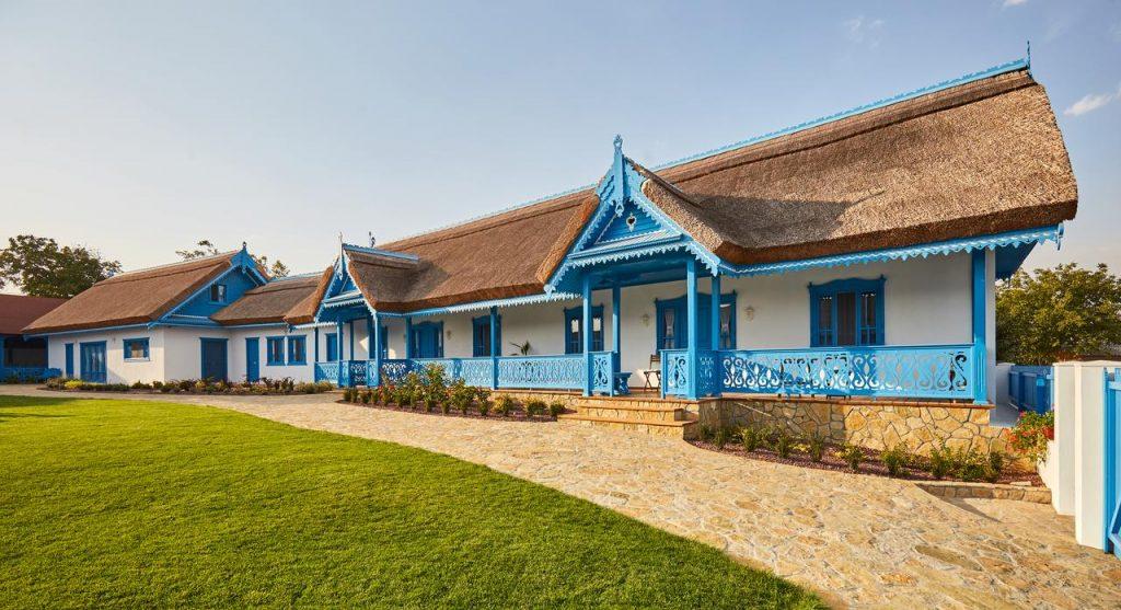 Vacante de vis in Romania - Casa Filip din Sarichioi