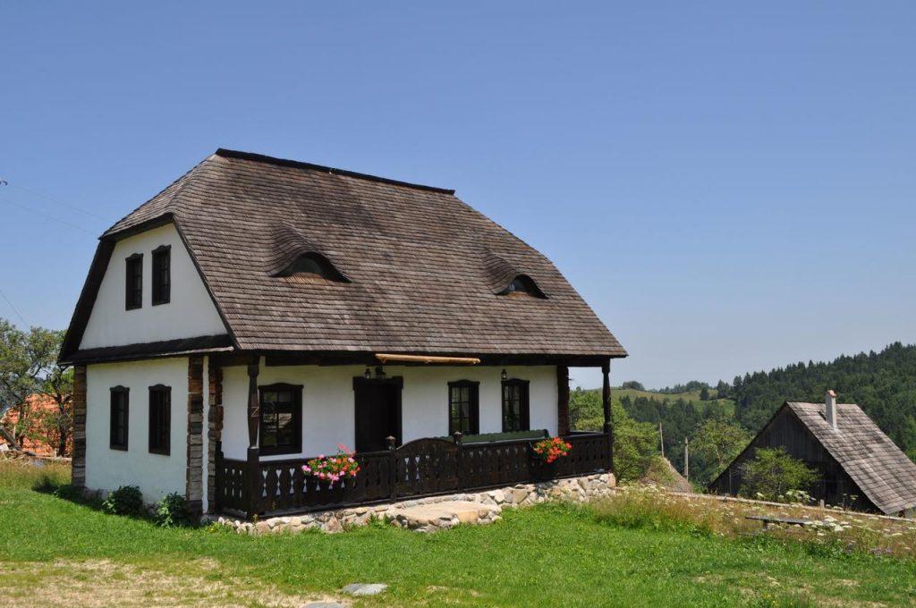 Vacante de vis in Romania - Casuta Bunicii
