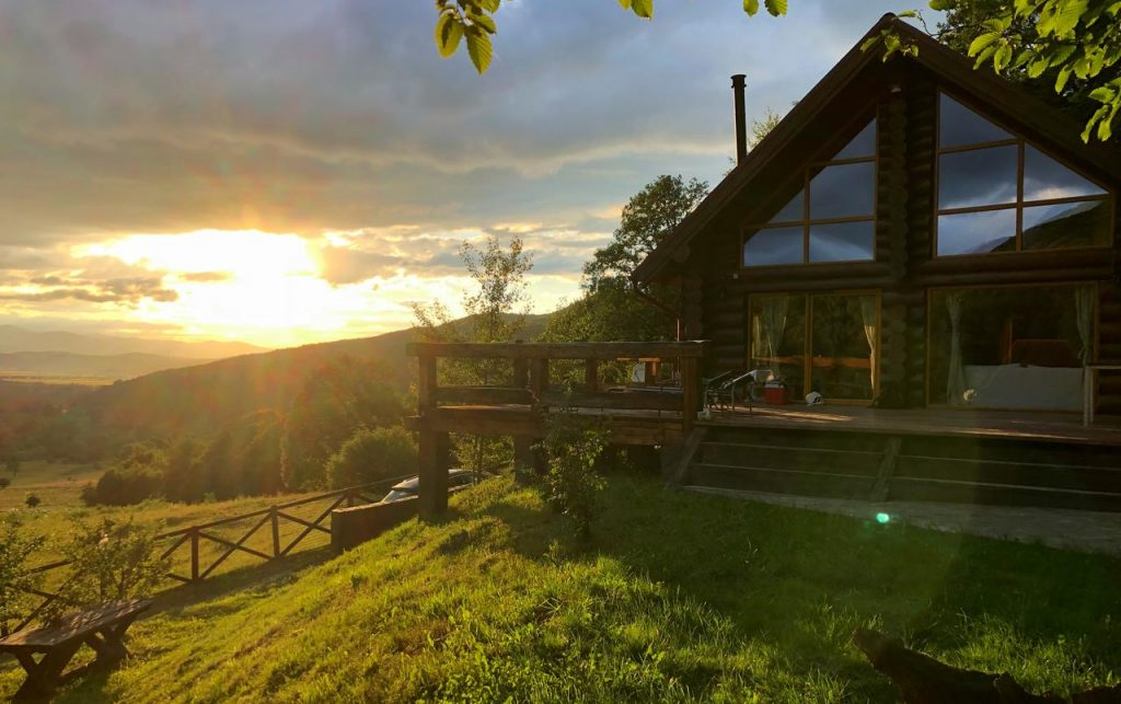 Vacante de vis in Romania - Green Cottage