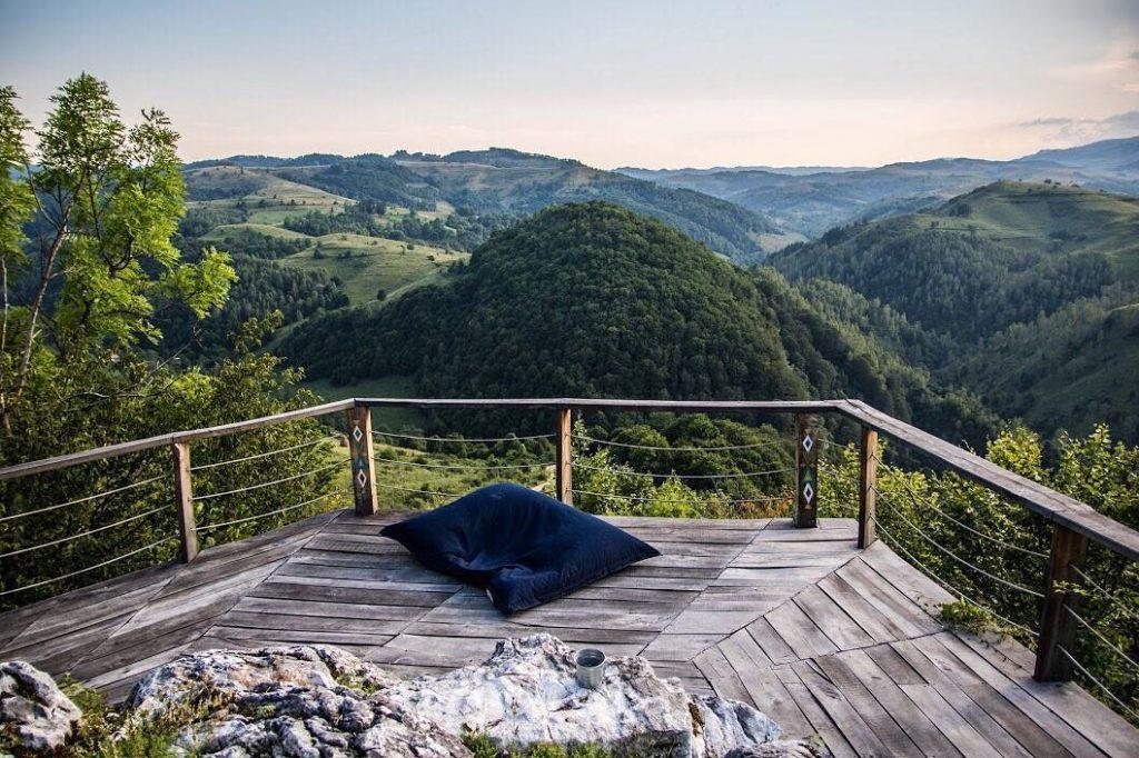 Vacante de vis in Romania - Raven's Nest