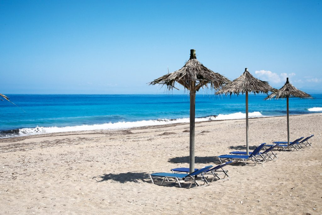 Plaja Agios Ioannis - insula Lefkada