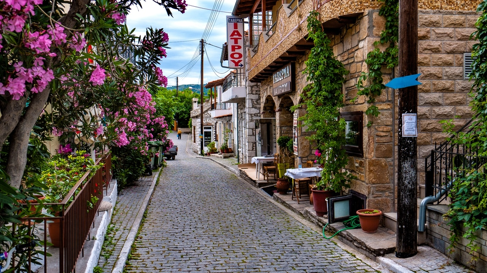 Top 10 atractii de vizitat in Thassos -Theologos