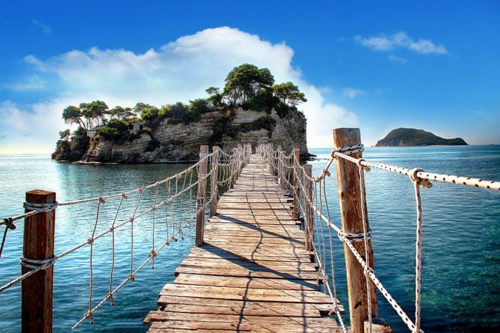 Isola di Cameo - insula Zakynthos